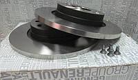 Комплект тормозных дисков RENAULT LOGAN, 7701208252