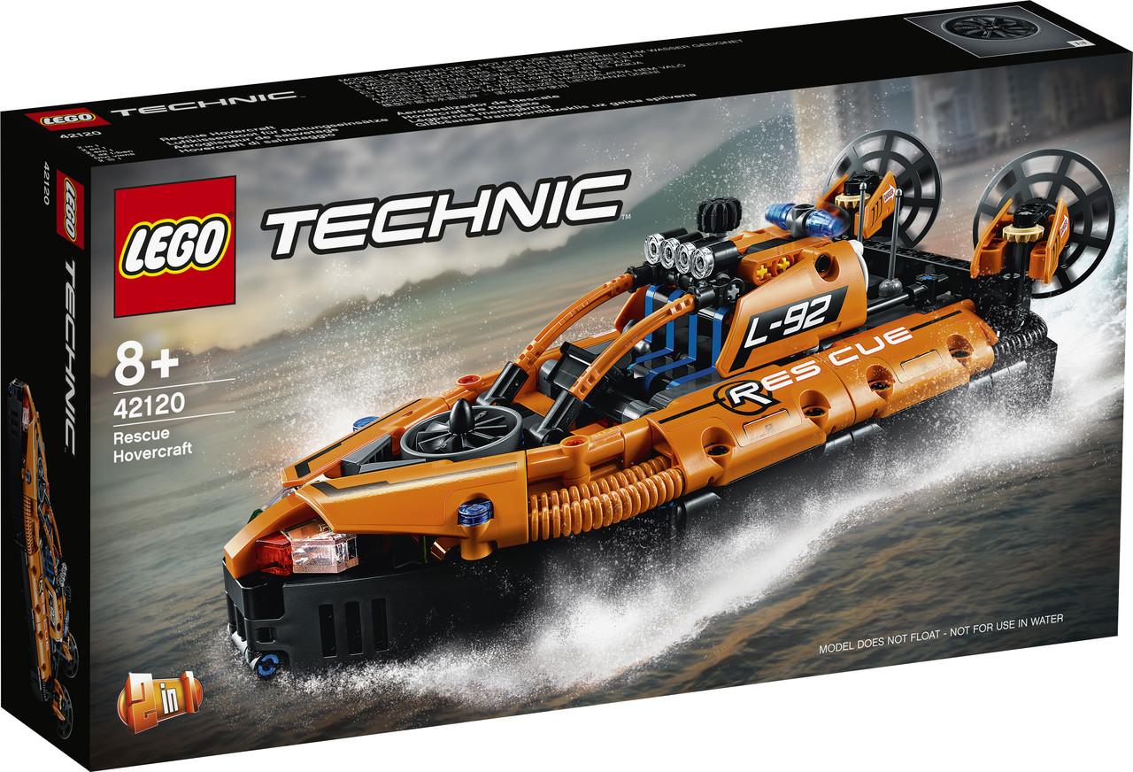 Лего технік Рятувальне судно на повітряній подушці Lego Technic 42120