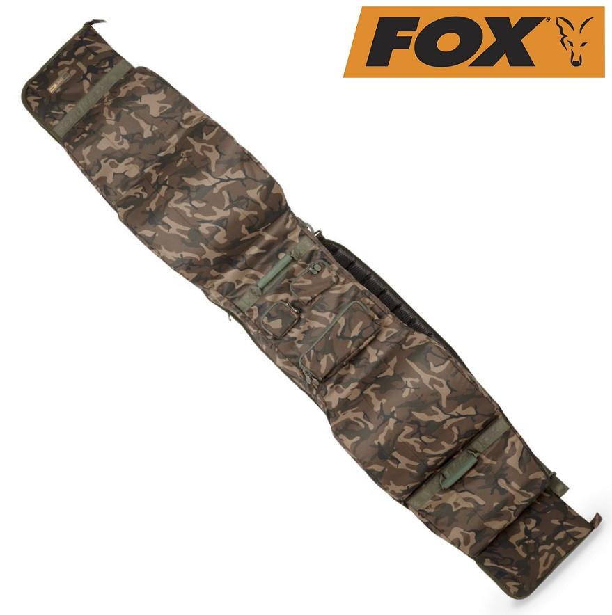 Кейс для 6-х вудлищ з котушками Fox Camolite 13ft 3 + 3 rod case