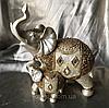 Статуетка фен - шуй слон грошовий з чашою, висота 10 см.