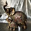 Статуетки фен шуй Слони грошові 7 шт
