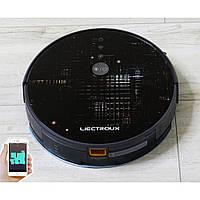 Робот - пылесос LIECTROUX C30B. Ночной город. WI-FI. Немецкий бренд. Европейская версия. Модель 2021 года., фото 1
