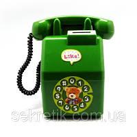 """Копилка """"Телефон"""" (зеленый)"""