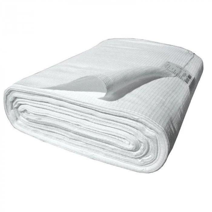 Вафельное полотенце в рулоне, 145 г/м2 плотность, 60 м, ткань вафельная,  шт. (арт.0003)