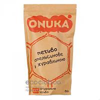 Печенье апельсиновое с клюквой ONUKA 150г
