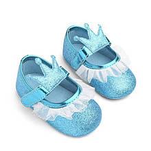 Туфельки-пинетки для девочки 13см,11см.