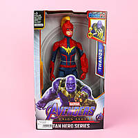 Супергерои Марвел, 28 см, в коробке,18*30*6 см, фото 1
