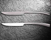 """Нож для стейка """"luxury"""" 23 см, толщина лезвия 2,04 мм, толщина ручки 6,5 мм."""