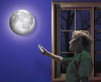 Healing Moon - светильник в виде Луны, меняются фазы луны