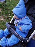 Купить детский осенне-весенний комбинезон, фото 7