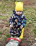Купить детский осенне-весенний комбинезон, фото 8