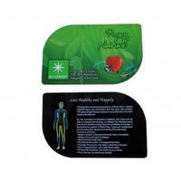 Защитная карточка - Биокорректор с отрицательными ионами сердечная СД 005