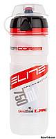 Фляга Elite Supercorsa, 750 мл, белая с красным лого
