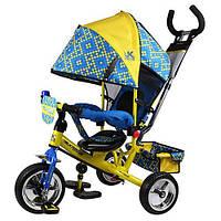 Трехколесный  велосипед Profi Trike LE-3-02UKR