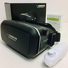 Окуляри віртуальної реальності з пультом VR BOX SHINECON VR-03 (40 шт/ящ)