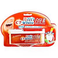 Отбеливающий зубной порошок CT-White, 33 гр. Красный