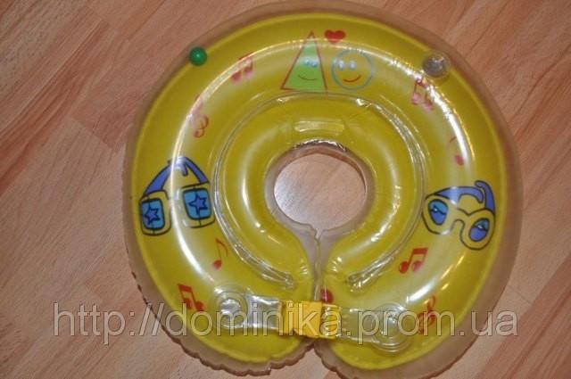 """Детский надувной плавательный круг для новорожденных  на шею, деткам от 0 до 2х лет - """"Подарки Всем""""- необычные,оригинальные сувениры для мужчин и женщин,детей, именные вип подарки ... в Харькове"""