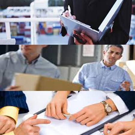 Услуги консультации и сопровождения по вопросам логистики