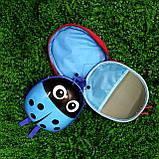 Дитячий рюкзак Божа корівка, фото 5