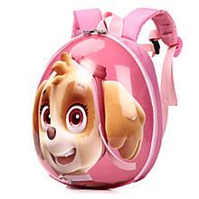 Дитячий рюкзак Веселі цуценята Рожевий