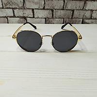 Качественные солнцезащитные очки золотые, модные мужские солнцезащитные очки от солнца Polaroid