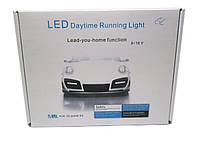 Дневные Ходовые Огни DRL 6 LED диодов. Большие лампы!