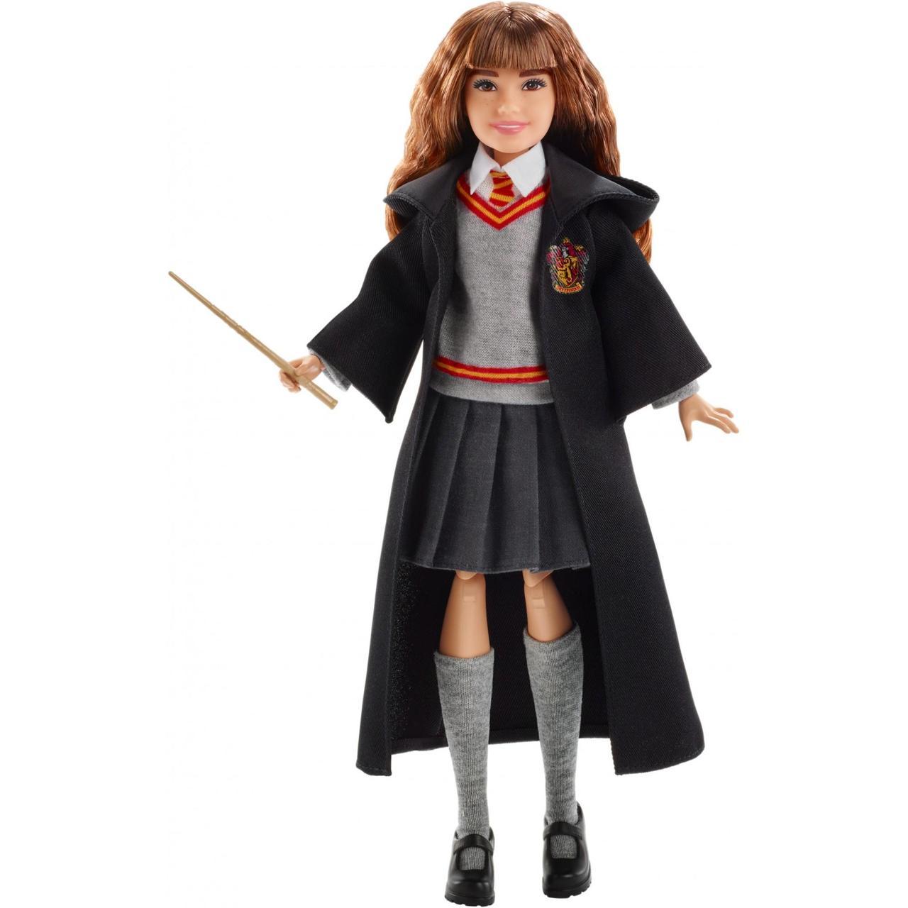 Кукла Гермиона Грейнджер Гарри Поттер Harry Potter Hermoine Granger Doll Hermione оригинал Mattel