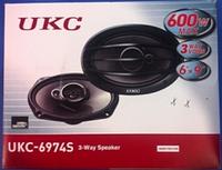 Динамики овальные UKC-6974, Автоколонки TS 6974