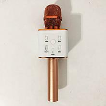Микрофон Q-7 Wireless Rose. Цвет: розовый