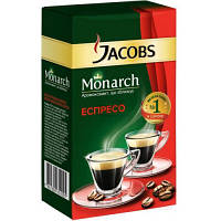Кофе молотый Jacobs Monarch Espresso 230г 10692204 (10692204 x 210665)