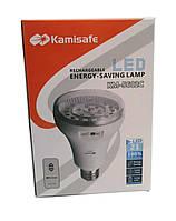 Качество! Аварийная лампа Kamisafe KM-5602C на 21 диод, фото 1