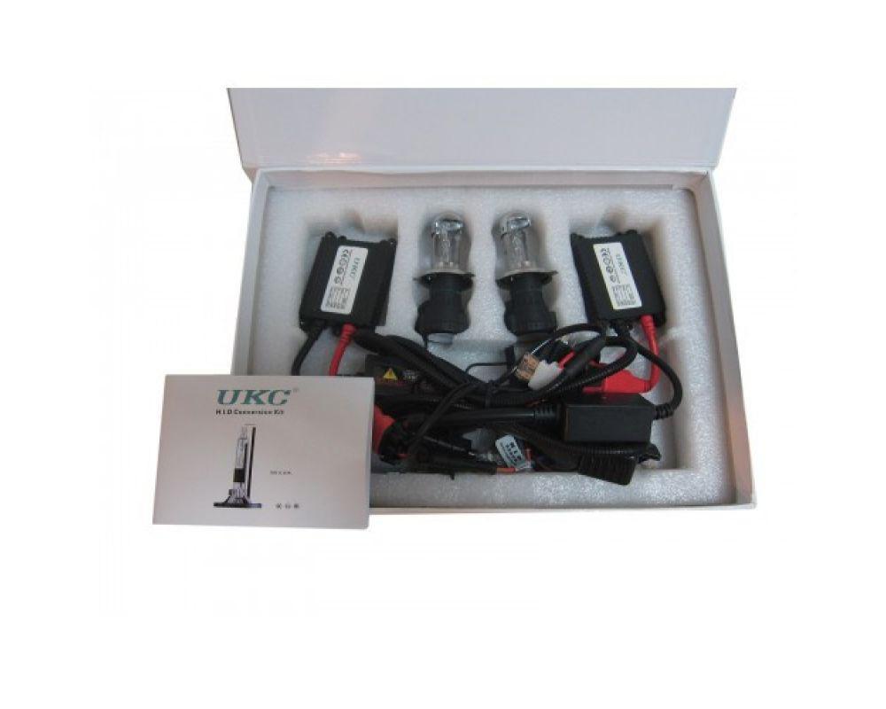 🔥 Бі - ксенон комплект для автомобіля H4 Car Lamp H4 HID
