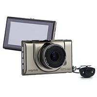 """🔥 Автомобільний відеореєстратор Anytek A100 Full HD з 3"""" дисплеєм + G-сенсор, фото 1"""
