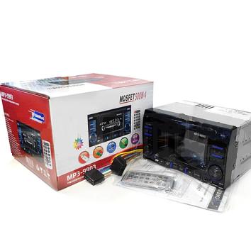 Автомагнитола MP3 2DIN с пультом с евро разъемом с юсб и картой памяти