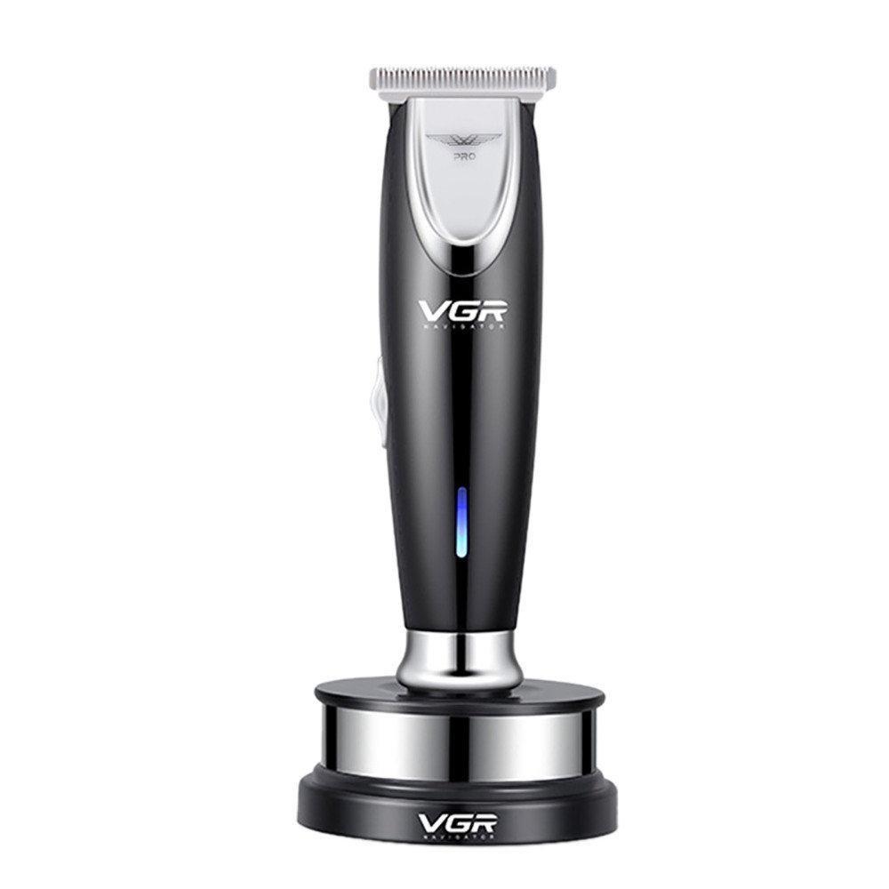 AКЦІЯ!!! Професійна машинка для стрижки VGR V-006 для вусів і бороди і для тіла Тример Бодигруммер