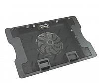 Подставка охлаждающая столик для ноутбука SmartUS  N88 с питанием от USB-разъема, фото 1