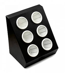 Диспенсер для столовых приборов на 6 ячеек