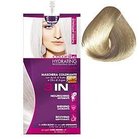 Тонирующая маска 3 в 1 ING Professional Color-ING Coloring Mask Triple Function платиновая