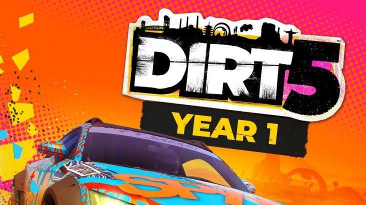 DIRT 5 - Year One Edition ключ активации ПК