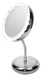 Зеркало косметическое Adler AD 2159 со светодиодной подсветкой