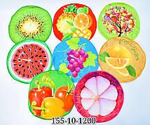 Салфетки кухонные микрофибра 40*40 см. (от 12 шт)