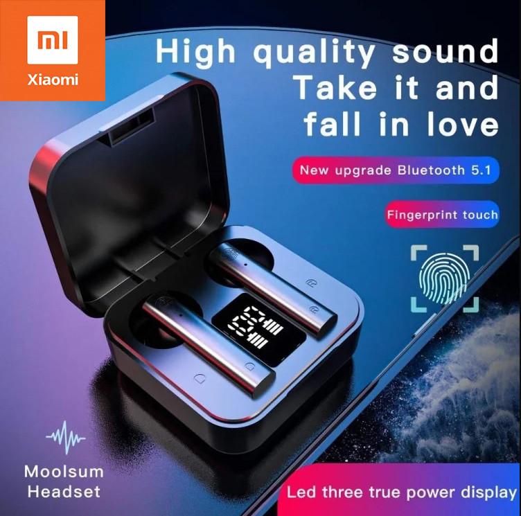 Бездротові Bluetooth-навушники Xiaomi Redmi AirDots Pro 2 Mi Air S 2 SE TWS True Wireless Навушники дисплей NEW
