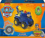 Игровой набор Paw Patrol  Джунгли Чейз (Гонщик) и джип оригинал от Spin Master, фото 2