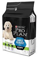 ProPlan Puppy Large Rabust, 3 кг