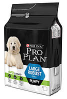 ProPlan Puppy Large Robust, 3 кг
