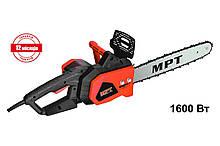 Пила цепная электрическая MPT - 1600 Вт