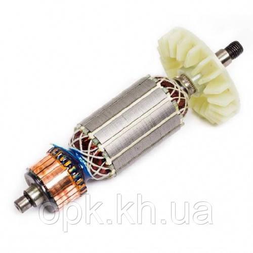 Якорь фрезера Фиолент МФ2 -620, 32*140 резьба