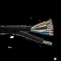 Кабель для наружной прокладки LP CCA Cat.5e UTP 4x2x0.51 мм 305 м с тросом 7х0.4