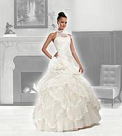 Прокат 1500 грн. Свадебное элегантное платье Le Voile