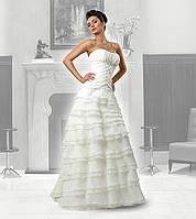 "Прокат 1500 грн. Свадебное платье ""Gisselle"" со шлейфом"
